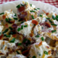 Stuffed Potato Salad